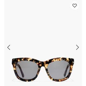 Madewell belgrave sunglasses, brand new!